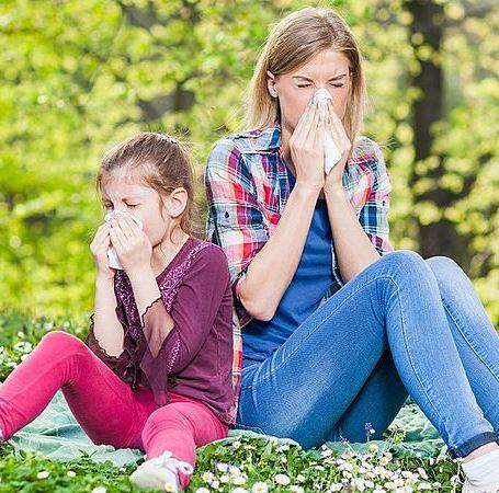 Аллергия - причины, симптомы, виды аллергии, первая помощь ...